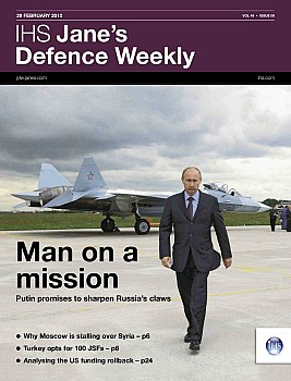 Jane's Defence Weekly - 29 February 2012 free download