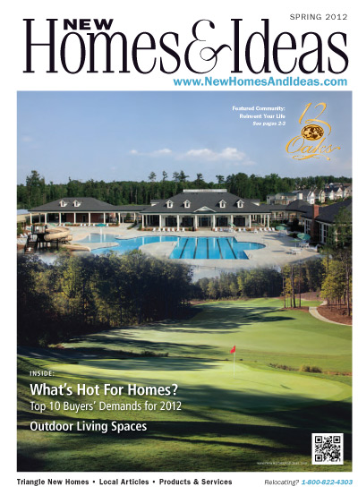 New Homes and Ideas - Spring 2012 free download