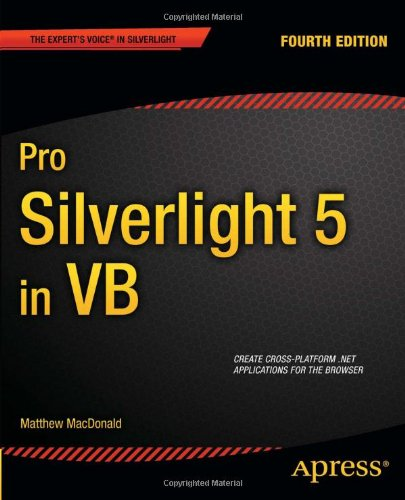 Pro Silverlight 5 in VB free download