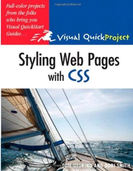 Styling Web Pages with CSS free download