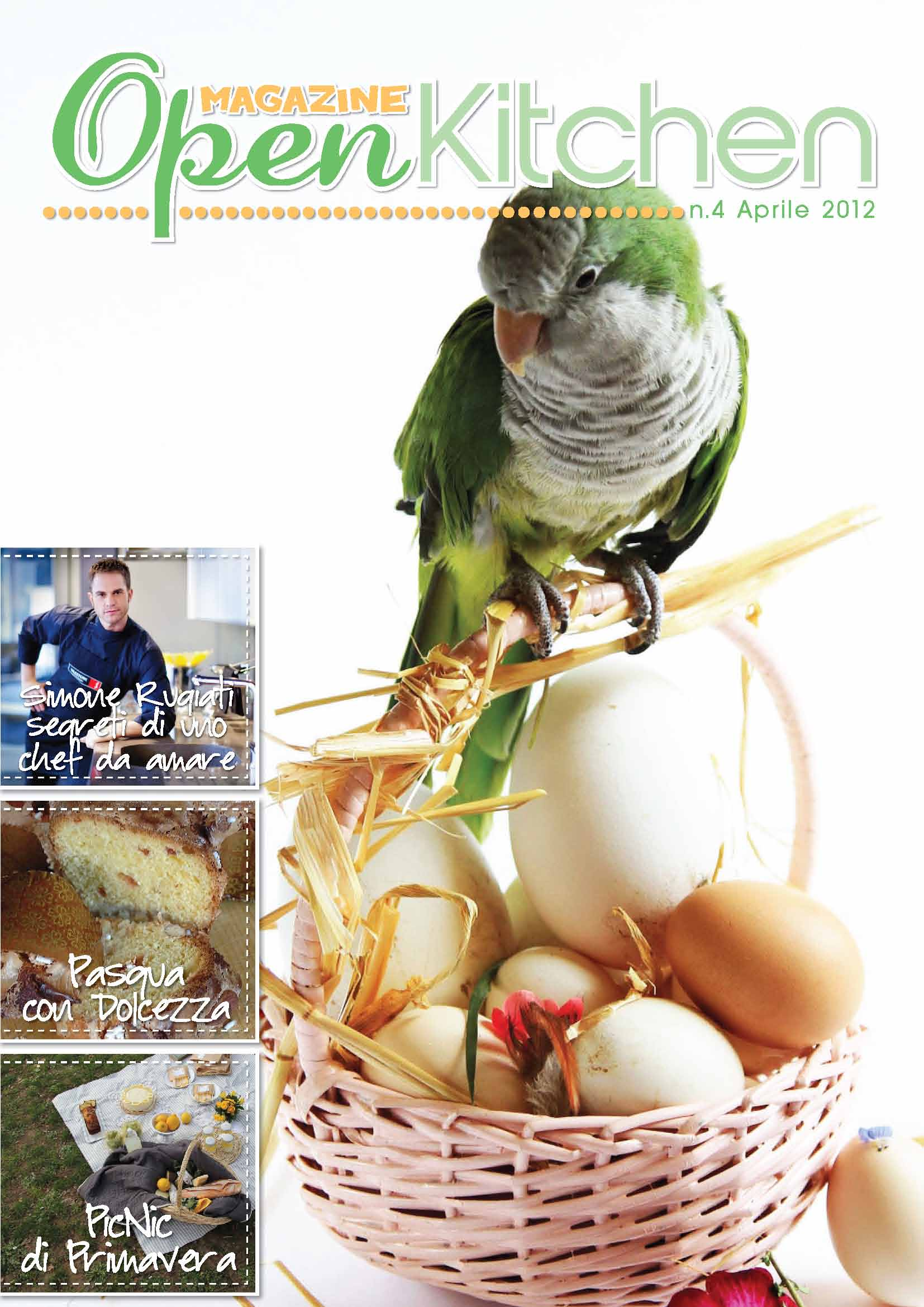Open Kitchen Magazine Aprile 20112 free download