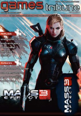 Games Tribune N.39 - Abril 2012 free download