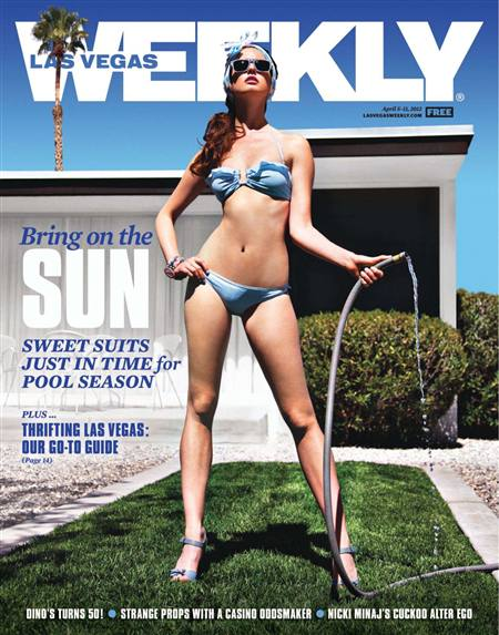Las Vegas Weekly - 05 April 2012 free download