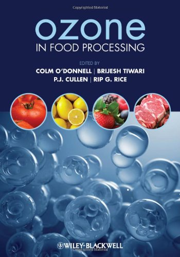 Ozone in Food Processing free download