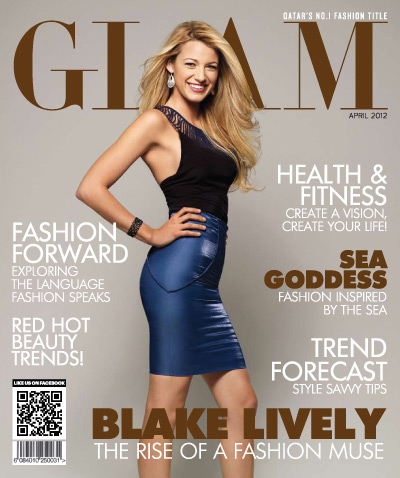 Glam Magazine - April 2012 free download