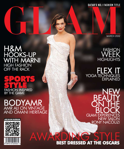 Glam Magazine - March 2012 free download