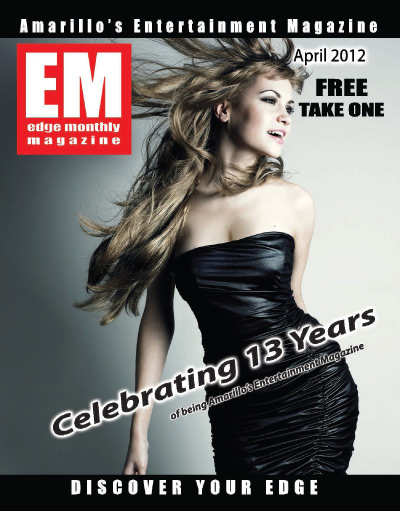 Edge Monthly - April 2012 free download