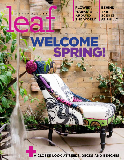 Leaf Magazine - Spring 2012 free download