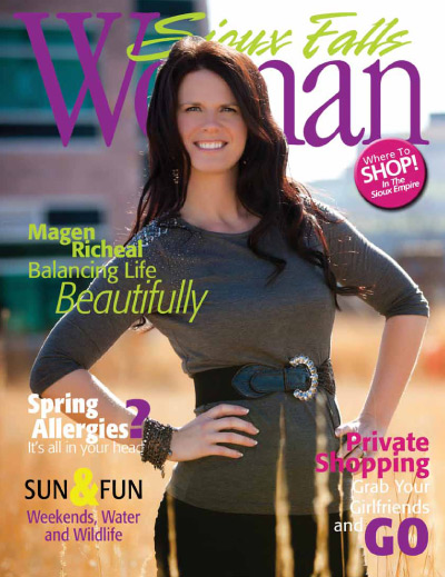 Sioux Falls Woman - April/May 2012 free download