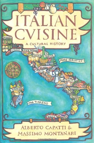 Italian Cuisine: A Cultural History free download