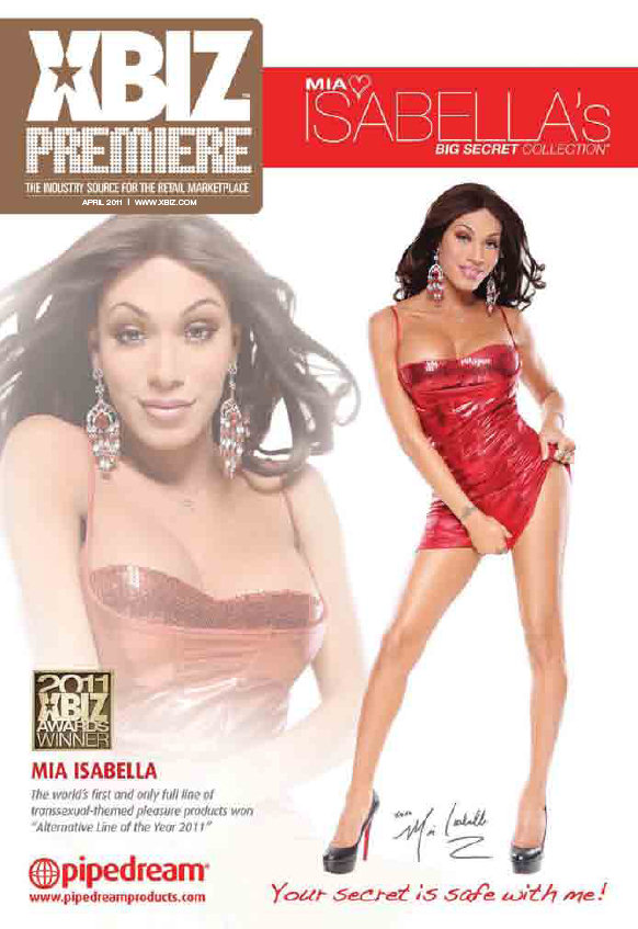 XBIZ Premiere - April 2011 free download