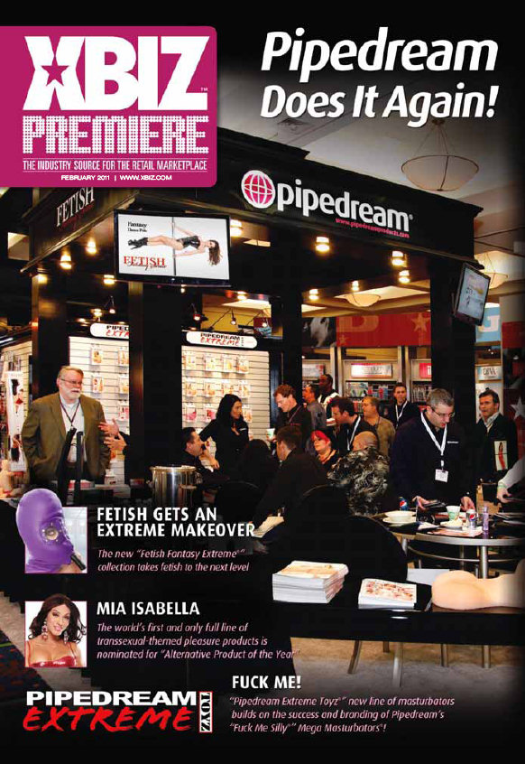 XBIZ Premiere - February 2011 free download