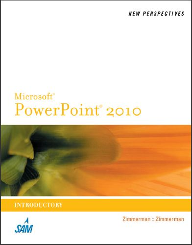 New Perspectives on Microsoft PowerPoint 2010, Introductory free download