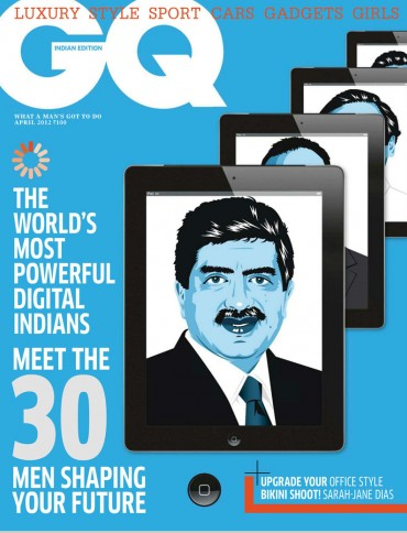 GQ India - April 2012 free download