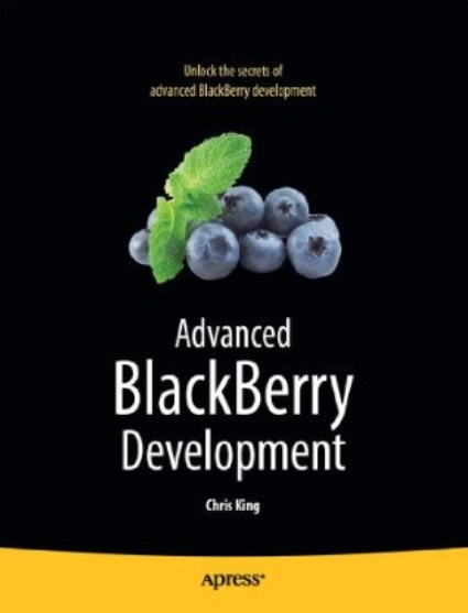 Advanced BlackBerry Development free download