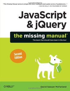 javascript & jQuery: The Missing Manual, 2 edition free download