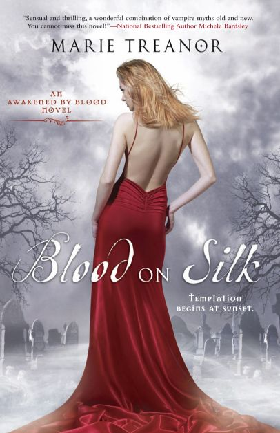 Blood on Silk: An Awakened By Blood Novel #1 free download