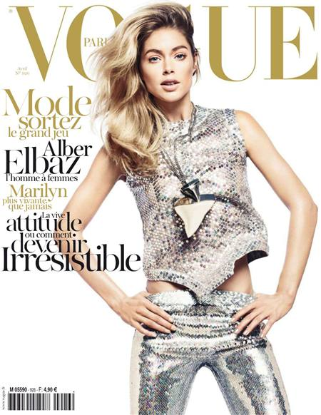 Vogue France - Avril 2012 free download