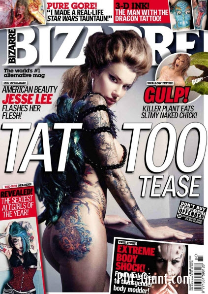 Bizarre UK - January 2012 free download