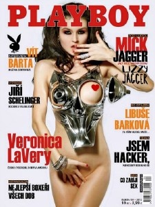 Playboy Czech Republic - April 2012 free download