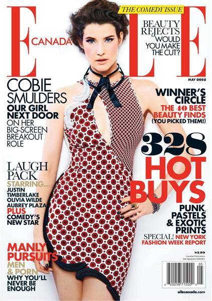 Elle Canada - May 2012 free download