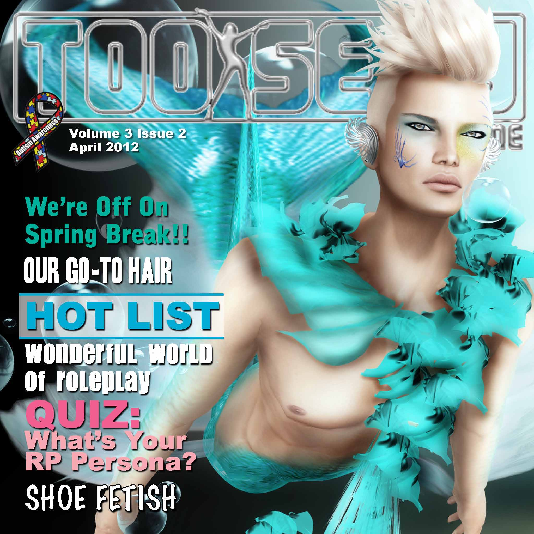 Too Sexy Nr.2 April 2012 free download