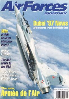 Air Forces Monthly 1998-01 free download