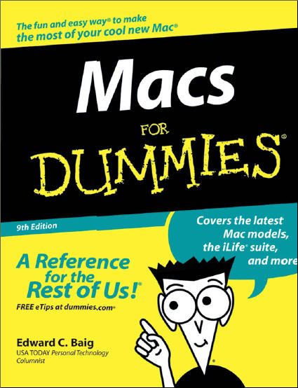 Macs For Dummies free download