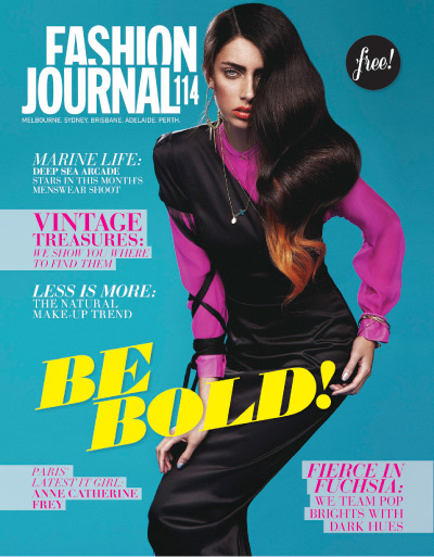 Fashion Journal #114 - April 2012 free download