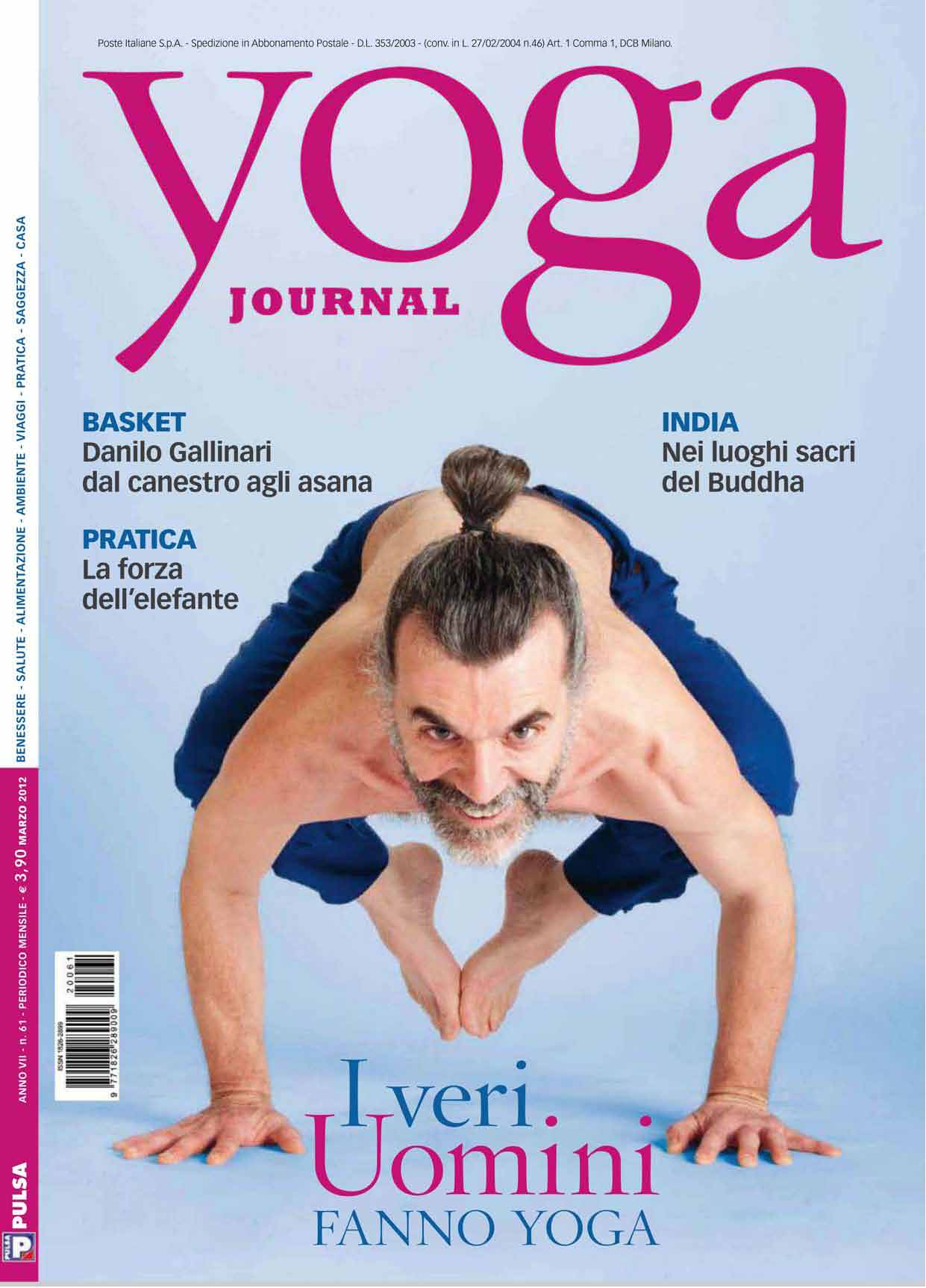 Yoga Journal Italia Marzo 2012 free download