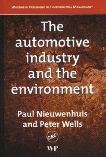 The Automotive Industry and the Environment free download