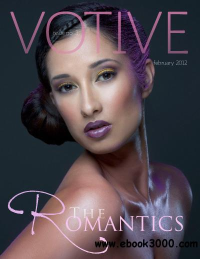 Votive Magazine - February 2012 (The Romantics) free download