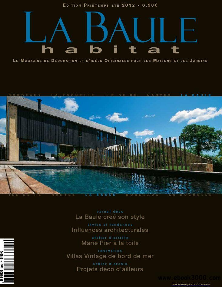 La Baule Habitat 6 - Printemps-Ete 2012 free download
