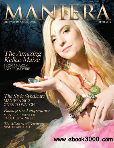 Maniera Magazine - April 2012 free download
