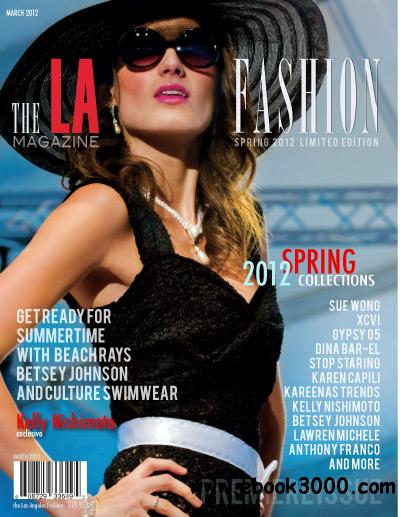 The Los Angeles Fashion - Spring 2012 free download