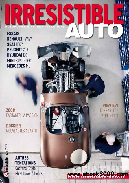 Irresistible Auto - Avril 2012 free download