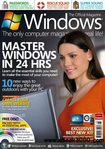 Windows: The Official Magazine - May 2012 free download
