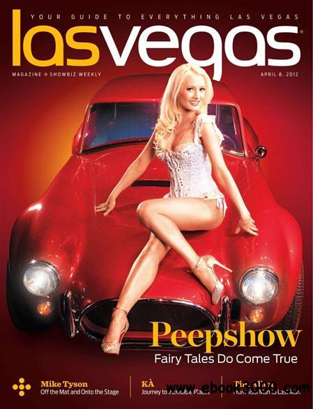Las Vegas - 08 April 2012 free download