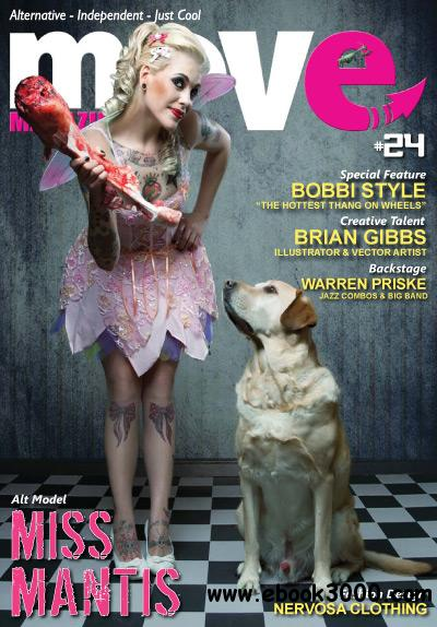 MOVE Magazine #24 2012 free download