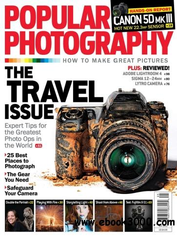 Popular Photography - May 2012 free download