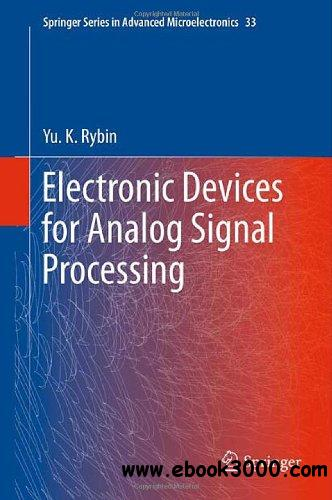 Electronic Devices for Analog Signal Processing free download