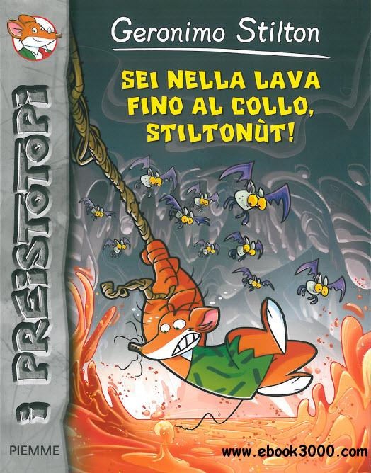 AA.VV. - Geronimo Stilton: Sei Nella Lava Fino Al Collo, Stiltonut free download