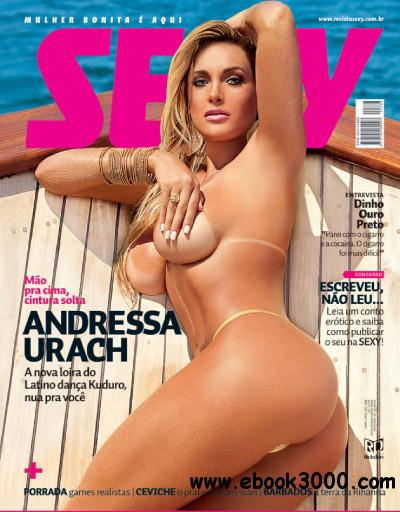 Andressa Urach - (Revista Sexy Brazil - Abril 2012 + Video) free download