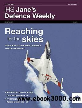 Jane's Defence Weekly - 11 April 2012 free download