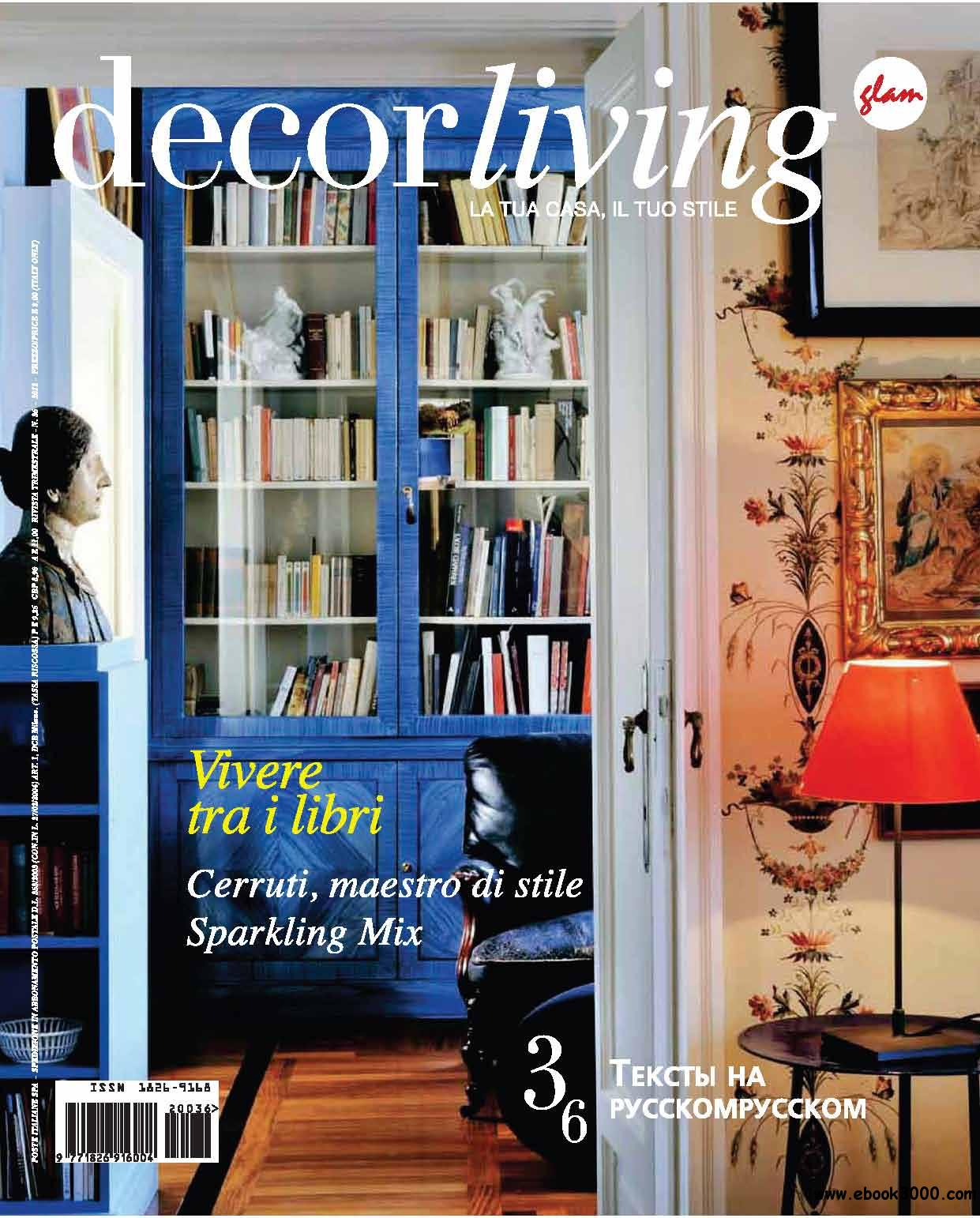 Decor Living Nr.36 Aprile 2012 free download