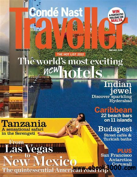 Conde Nast Traveller - May 2012 free download