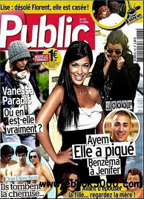 Public 457- du 13 au 19 Avril 2012 free download