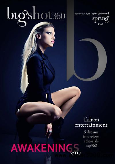 Bigshot360 Magazine - Spring 2012 free download
