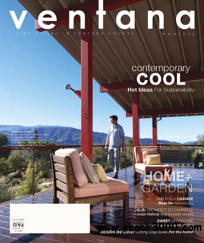 Ventana Monthly - April 2012 free download