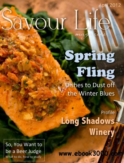 Savour Life - April 2012 free download